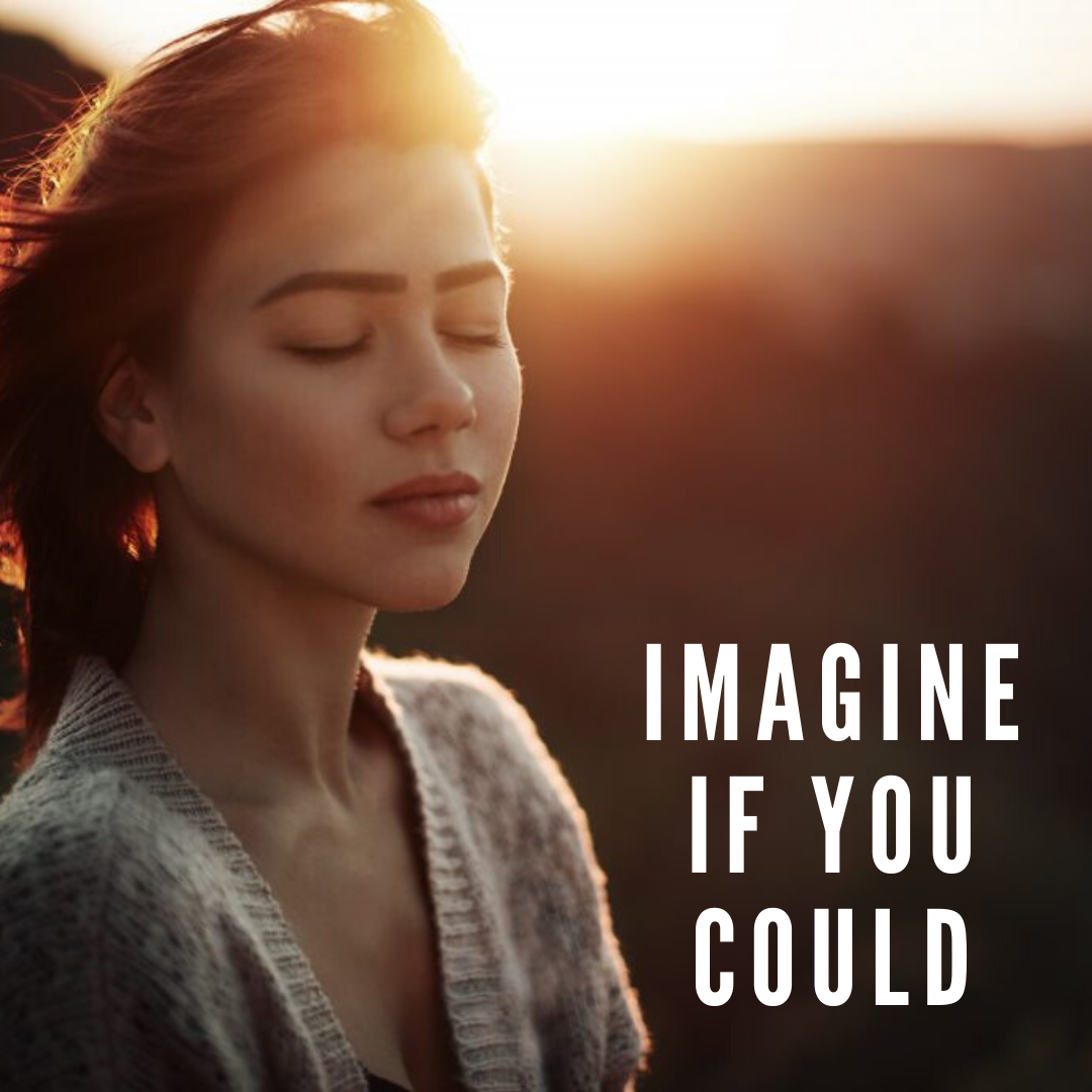 imagine if you could....